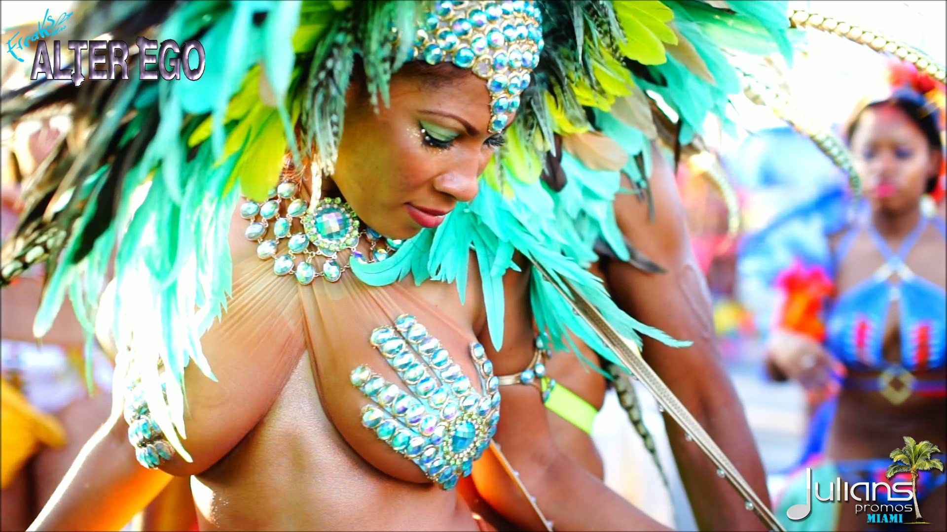 2014 Miami Carnival Highlights Julianspromos Web Site