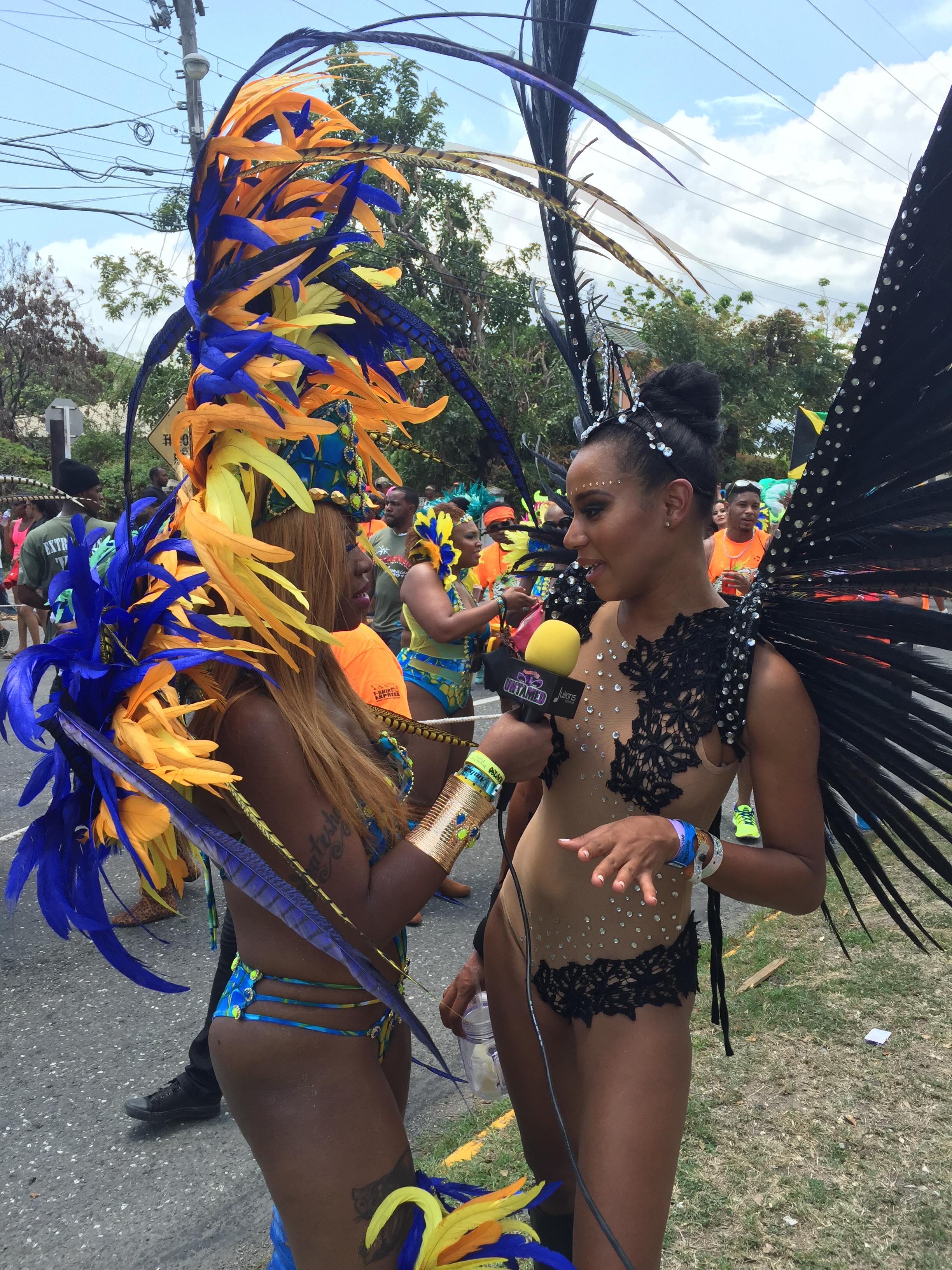 2015 Bacchanal Jamaica Carnival Highlights Julianspromos